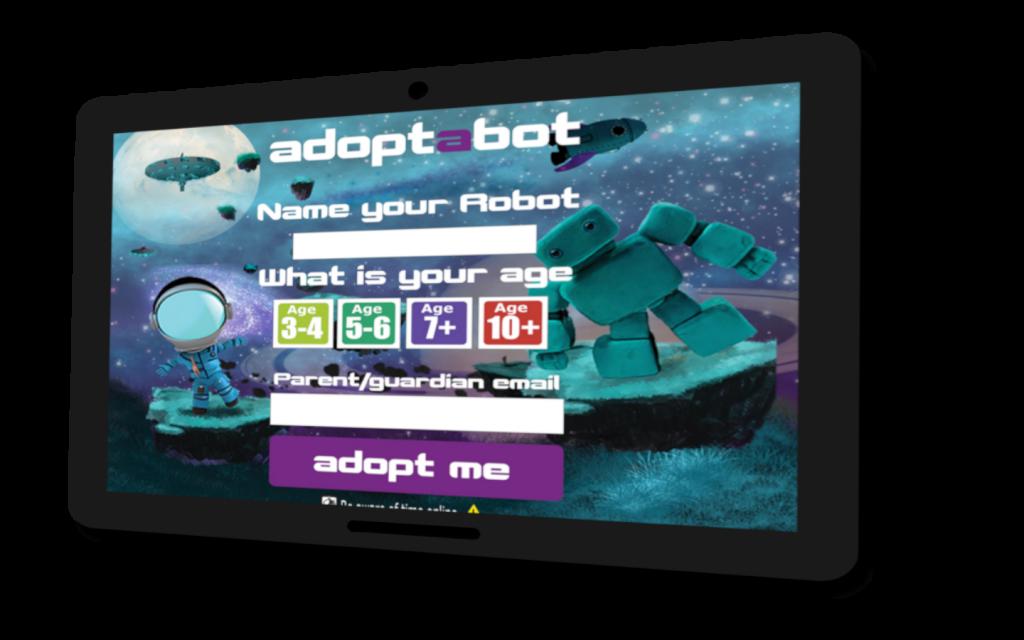 Adopt A Bot Activity App