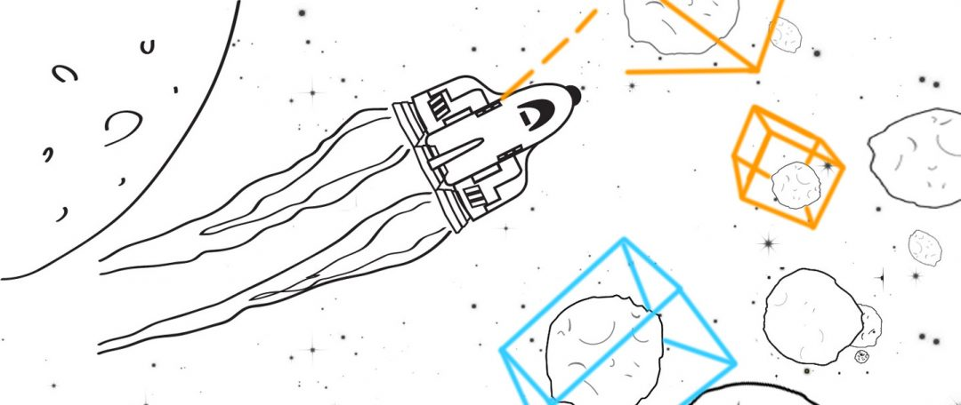 MAKE: CAPTURE THE ASTEROIDS