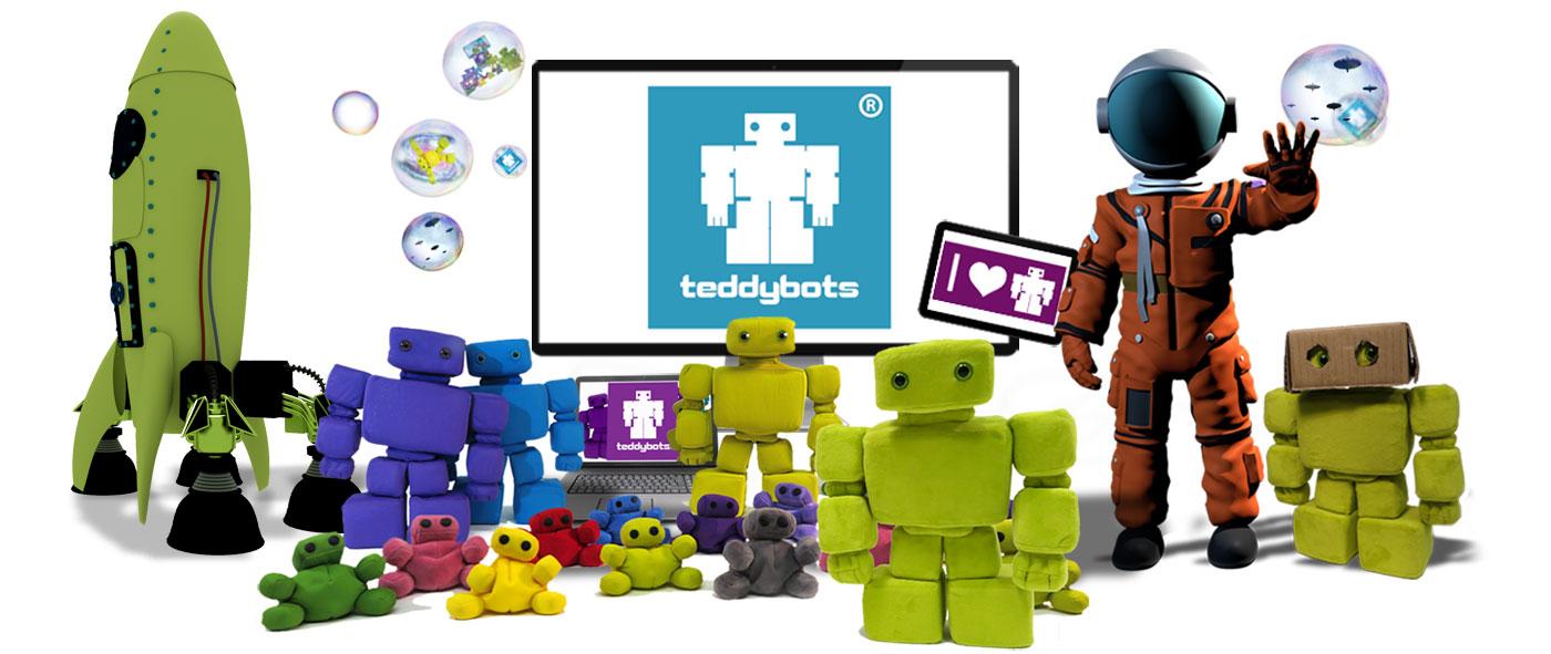 Teddybots soft toys