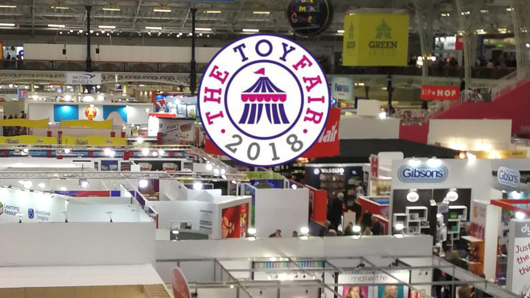 London Toy Fair 2018